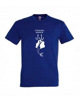Mėlyni marškinėliai UNDINĖ