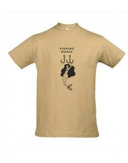 Smėliniai marškinėliai UNDINĖ