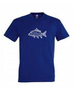 Mėlyni marškinėliai KARPIS