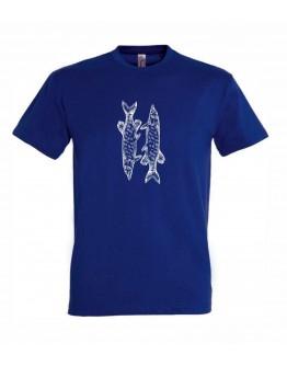 Mėlyni marškinėliai LYDEKA