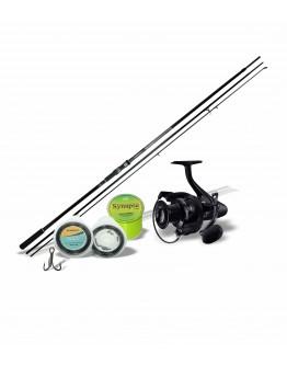 Rod kit for pike deadbait fishing