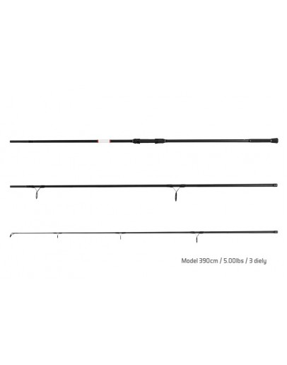 Spod rod Delphin Bomber 12ft 5lb 3 sec 390cm