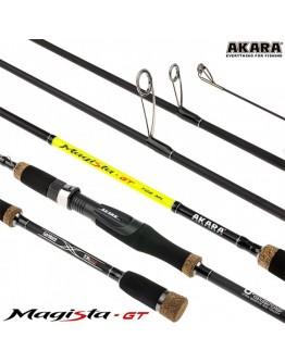 Spinning rod Akara Magista GT 822ML 2,48m 4,5-19g , Medium-Fast
