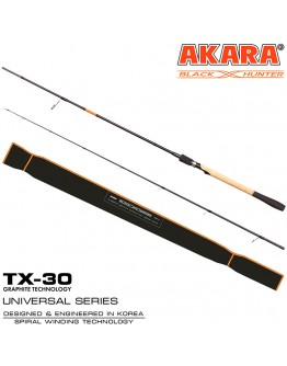 Spinning rod Akara Black Hunter 902M 2,7m 7-32g , Fast