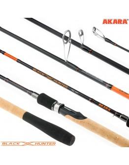 Spinning rod Akara Black Hunter 922 MH 2,8m 12-37g , Fast