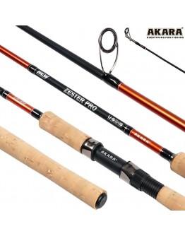 Spinning rod Akara Zester PRO TX-20 2,7m 5-25g , Medium-Fast