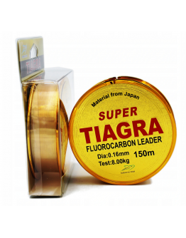 Fishing line Tiagra super fluorocarbon 0,25mm 150m