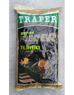 Groundbait Traper Series Feeder Turbo, 1Kg