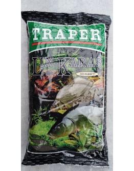 Groundbait Traper Secret Tench/Crucian Black, 1Kg
