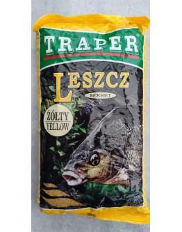 Groundbait Traper Secret Bream Yellow, 1Kg