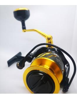 Profesionali metalinė ritė spiningui Lurekiller Saltist CW5000H